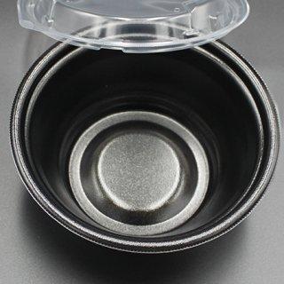 【丼B】MFPホット麺18小(73)絞 黒W(50枚入り)【00370212】