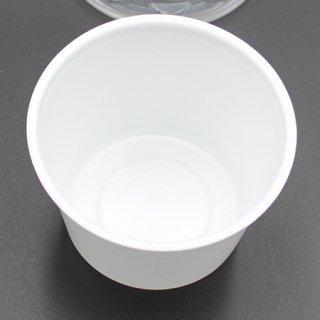 【カレールー容器】カップBF95−270ホワイト本体(100枚入り)【06662714】