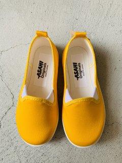 ASAHI SHOES / P107 / yellow