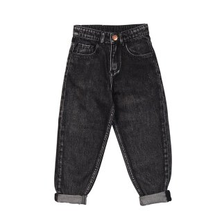 <img class='new_mark_img1' src='https://img.shop-pro.jp/img/new/icons47.gif' style='border:none;display:inline;margin:0px;padding:0px;width:auto;' />maed for mini / JEANS / BLACK BULL