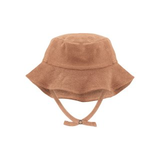<img class='new_mark_img1' src='https://img.shop-pro.jp/img/new/icons14.gif' style='border:none;display:inline;margin:0px;padding:0px;width:auto;' />philandphae / Frotte sun hat / warm biscuit