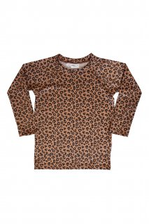 <img class='new_mark_img1' src='https://img.shop-pro.jp/img/new/icons24.gif' style='border:none;display:inline;margin:0px;padding:0px;width:auto;' />maed for mini / Brown Leopard Swimwear
