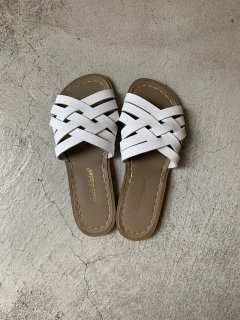 <img class='new_mark_img1' src='https://img.shop-pro.jp/img/new/icons14.gif' style='border:none;display:inline;margin:0px;padding:0px;width:auto;' />SALTWATER SANDALS / RetroSlide / LADIES / WHITE