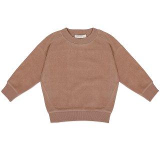 <img class='new_mark_img1' src='https://img.shop-pro.jp/img/new/icons14.gif' style='border:none;display:inline;margin:0px;padding:0px;width:auto;' />Phil&phae /Oversized teddy sweater / creamy mocha
