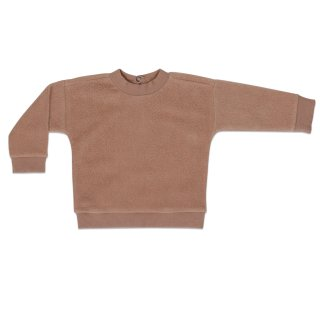 <img class='new_mark_img1' src='https://img.shop-pro.jp/img/new/icons47.gif' style='border:none;display:inline;margin:0px;padding:0px;width:auto;' />Phil&phae /Teddy baby sweater / creamy mocha