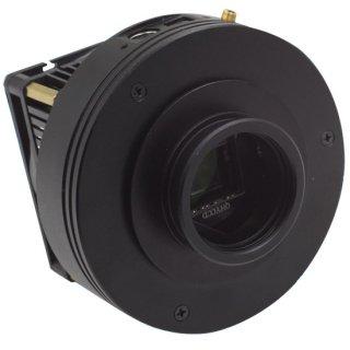 QHY9冷却CCDカメラ(4/3インチ830万画素16bitモノクロCCD)