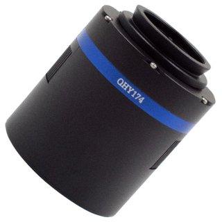QHY174M冷却CMOSカメラ(1/1.2インチ230万画素12bitモノクロCMOS)