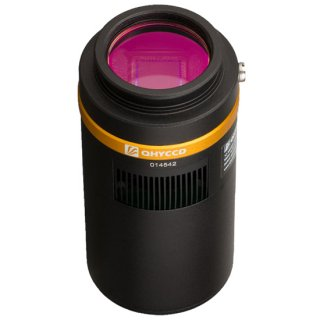 QHY12冷却CCDカメラ(APS-C 1420万画素16bitカラーCCD)