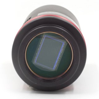 QHY8PRO-C冷却CCDカメラ(APS-C 630万画素16bitカラーCCD)