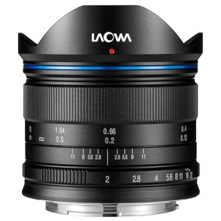 LAOWA 7.5mm F2 MFT