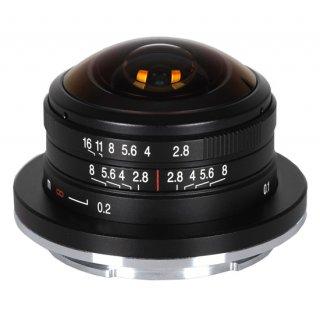 LAOWA 4mmF2.8 Circular Fisheye 【特典付き】