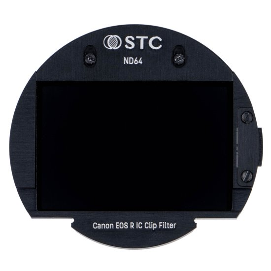 STC キヤノンEOS RFマウント用 NEWクリップフィルター(ND64)<img class='new_mark_img2' src='https://img.shop-pro.jp/img/new/icons20.gif' style='border:none;display:inline;margin:0px;padding:0px;width:auto;' />