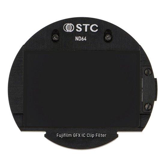 STC 富士フィルム GFX Gマウント用 NEWクリップフィルター(ND64)