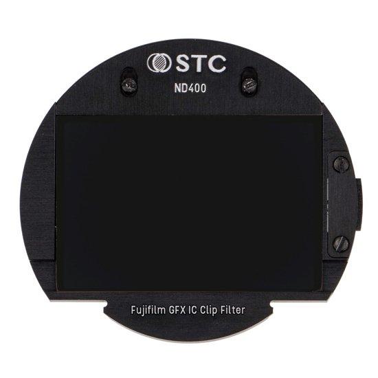 STC 富士フィルム GFX Gマウント用 NEWクリップフィルター(ND400)