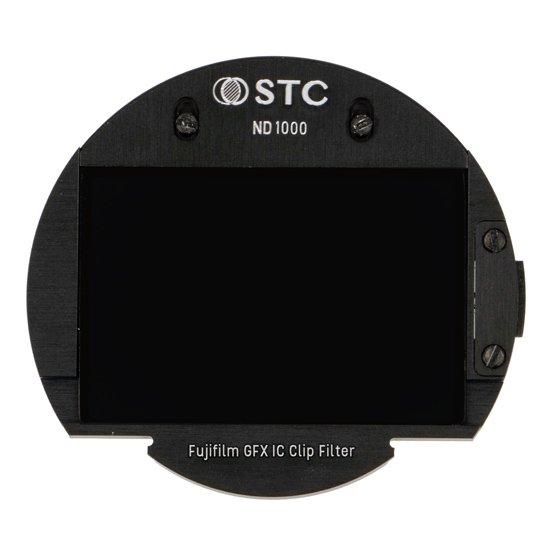 STC 富士フィルム GFX Gマウント用 NEWクリップフィルター(ND1000)