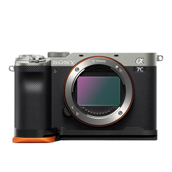 STC FOGRIP(フォグリップ)カメラベース(SONY α7C用)