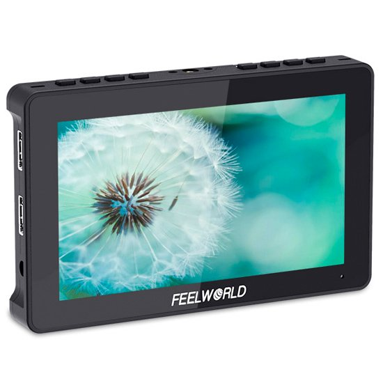 FEELWORLD(フィールワールド)F5 PRO V2モニター(5.5インチ)1年保証付き<img class='new_mark_img2' src='https://img.shop-pro.jp/img/new/icons15.gif' style='border:none;display:inline;margin:0px;padding:0px;width:auto;' />