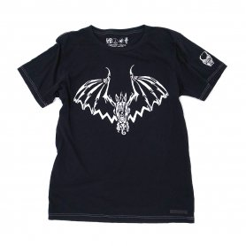 <img class='new_mark_img1' src='https://img.shop-pro.jp/img/new/icons20.gif' style='border:none;display:inline;margin:0px;padding:0px;width:auto;' />LE EViL BAT Tee