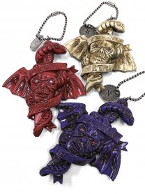 CREST OF THE CREATURE Key Chain
