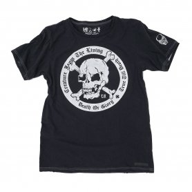 <img class='new_mark_img1' src='https://img.shop-pro.jp/img/new/icons20.gif' style='border:none;display:inline;margin:0px;padding:0px;width:auto;' />DEATH OR GLORY Tee