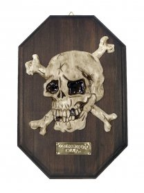 DEATH OR GLORY Wall Ornament