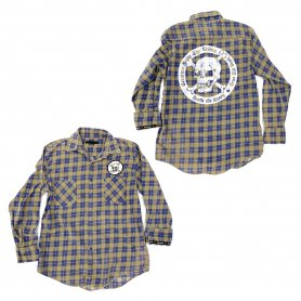 DEATH OR GLORY Custom Flannel Shirt 6