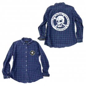 DEATH OR GLORY Custom Flannel Shirt 7