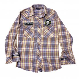 DEATH OR GLORY Custom Western Shirt Type-B【S】