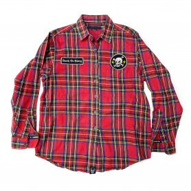 DEATH OR GLORY Custom Flannel Shirt Type-C【S】