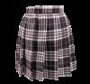 女子高生 プリーツスカート