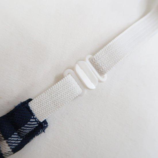 スクール リボン 女子高生 (ブルーチェック)新柄 全17種類 正規品 JK制服 メール便 送料無料【画像8】