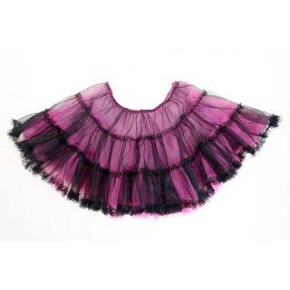 パニエ パニエ( 黒 × ピンク )全12種類 メール便 送料無料