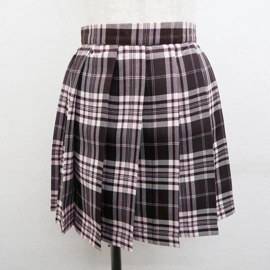 JK 制服 女子高生 Vネック プリーツスカート リボン ブラウス コーデ お得な4点セット 正規品 送料無料【画像8】