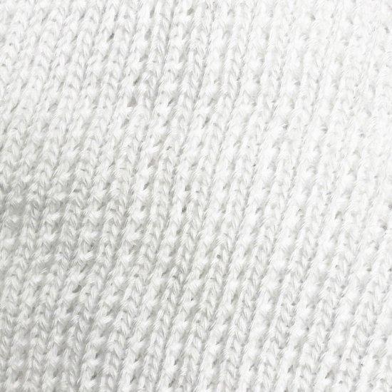 しっかり生地のルーズソックス ホワイト 白 2足セット(100cm)全2種類 正規品 JK制服 メール便 送料無料【画像6】