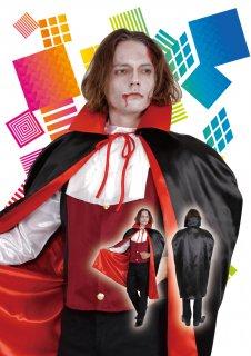 メンズ ハロウィン ヴァンパイア 吸血鬼 ドラキュラ ブラッドマスター コスプレ 仮装 コスチューム イベント パーティー フリーサイズ