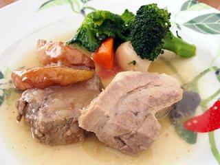 豚肉のシードル煮.abc