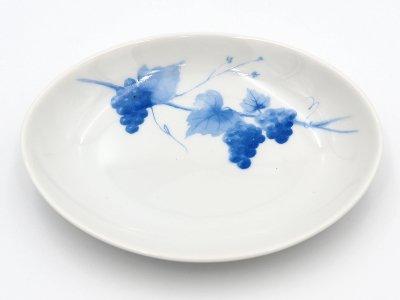 楕円皿 (ブドウ3つ).abc