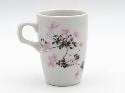 マグカップ (ピンクのモンタナ1)