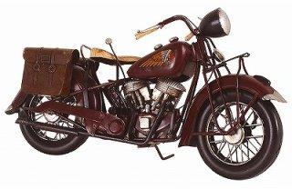 ブリキのおもちゃ バイク(04)