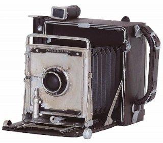ブリキのおもちゃ カメラ(01)