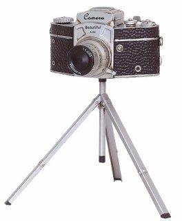 ブリキのおもちゃ カメラ(02)