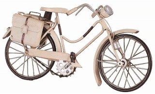 ブリキのおもちゃ 自転車(02)