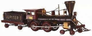 ブリキのおもちゃ 機関車(01)