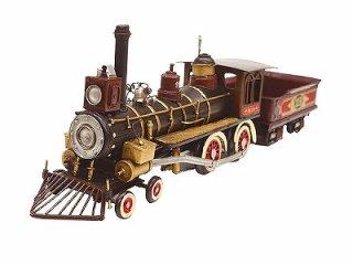 ブリキのおもちゃ 機関車(02)