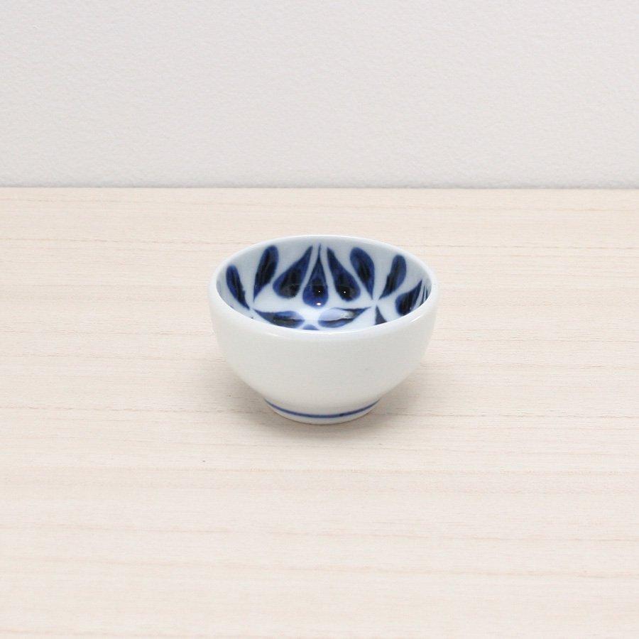砥部焼・陶房 遊 − 豆々鉢 花市松