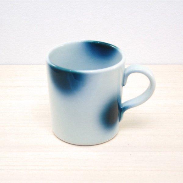 砥部焼・ヨシュア工房 − マグカップ まりも