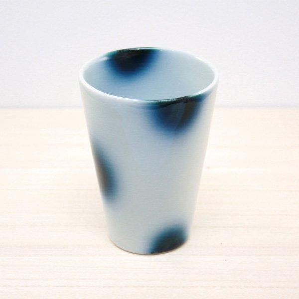 砥部焼・ヨシュア工房 − フリーカップ中 まりも