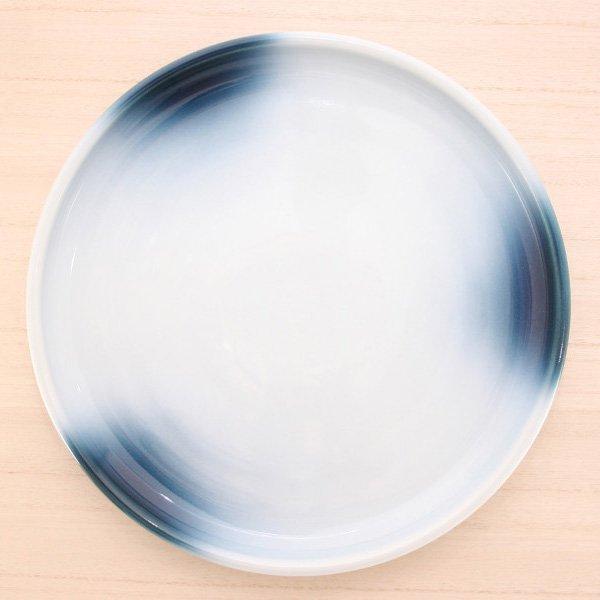 砥部焼・ヨシュア工房 − パスタ皿 まりも