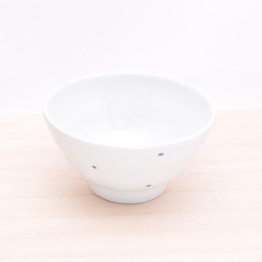 茶碗 象嵌 ドット