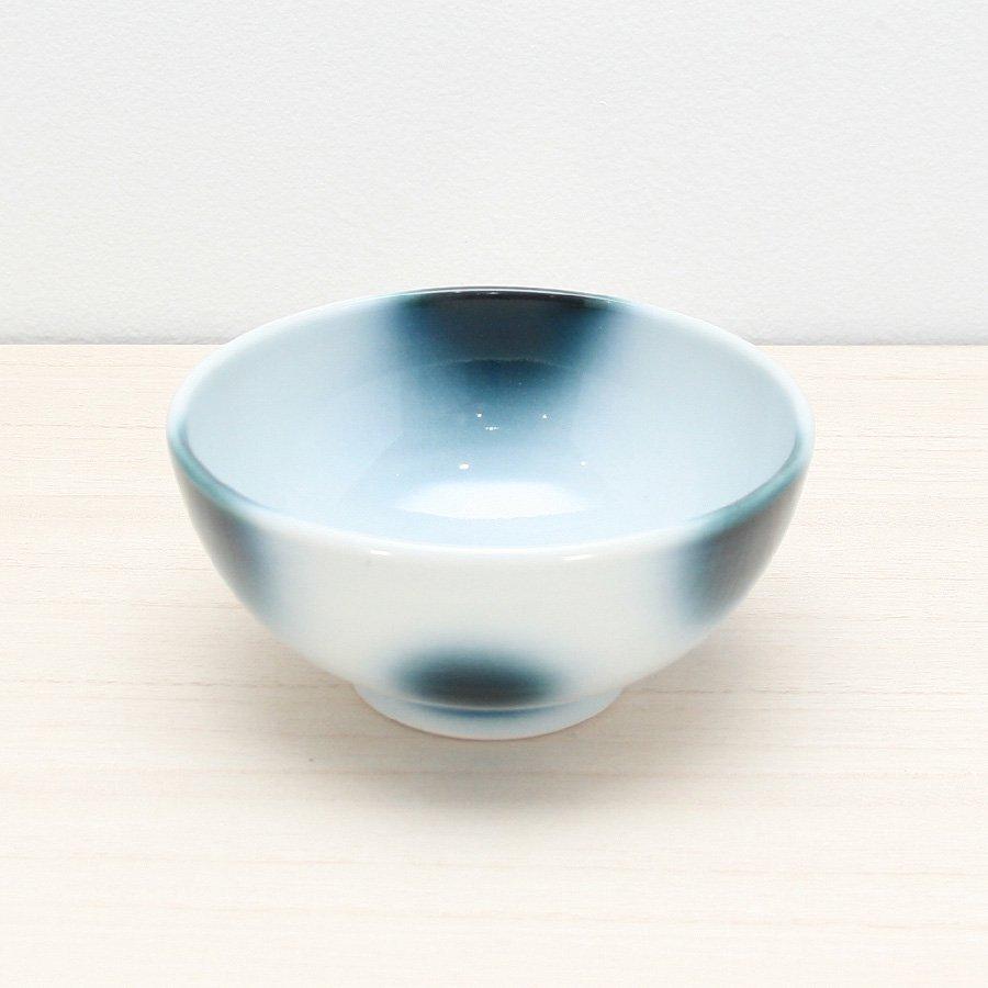砥部焼・ヨシュア工房 − ごはん茶碗 まりも(小)
